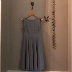 JCrew 100% Cotton, Light Blue, Summer Dress